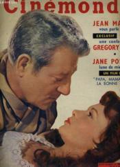 CINEMONDE - 22e ANNEE - N° 1060 - Le film raconté complet en couleurs: PAPA, MAMAN, LA BONNE ET MOI - Couverture - Format classique