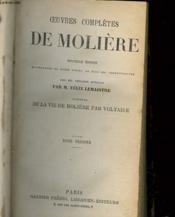 Oeuvres Completes De Moliere - Tome 1 - Couverture - Format classique