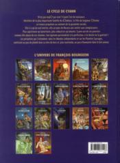 Le cycle de Cyann T.4 ; les couleurs de Marcade - 4ème de couverture - Format classique