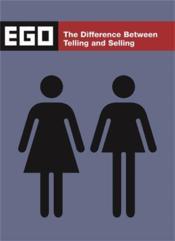 Ego 1 Mcginness /Anglais - Couverture - Format classique
