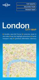 City map ; London (édition 2017) - Couverture - Format classique