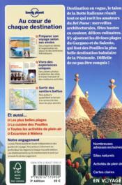Pouilles (3e édition) - 4ème de couverture - Format classique