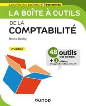La boîte à outils ; de la comptabilité (2e édition) - Couverture - Format classique