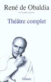 Theatre complet - Intérieur - Format classique
