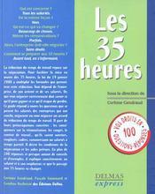 Les 35 Heures - Intérieur - Format classique