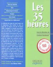 Les 35 Heures - Couverture - Format classique