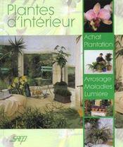 Plantes d'interieur - Intérieur - Format classique