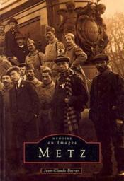 Metz t.1 - Couverture - Format classique