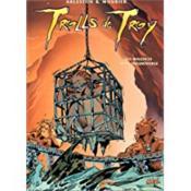 Trolls de Troy T.5 ; les maléfices de la thaumaturge - Couverture - Format classique