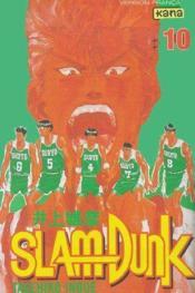 Slam dunk t.10 - Couverture - Format classique