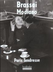 Paris Tendresse - Couverture - Format classique