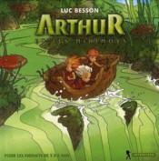 Arthur et les minimoys - Couverture - Format classique