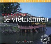 Decouvrir le vietnamien (+cd) - Intérieur - Format classique