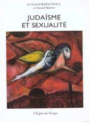 Judaisme et sexualite - Intérieur - Format classique