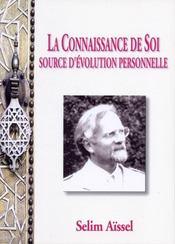 Connaissance De Soi Source D'Evolution Personnelle (La) - Intérieur - Format classique