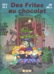 Des Frites Au Chocolat - Intérieur - Format classique