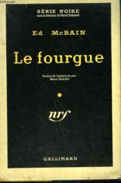 Le Fourgue. ( The Pusher). Collection : Serie Noire Avec Jaquette N° 383 - Couverture - Format classique