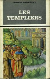Les Templiers. - Couverture - Format classique