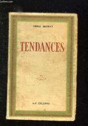 Tendances. - Couverture - Format classique