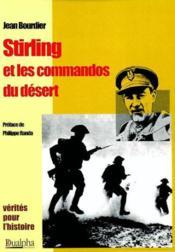 Stirling et les commandos du desert - Couverture - Format classique