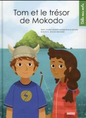 Tom et le trésor de Mokodo - Couverture - Format classique