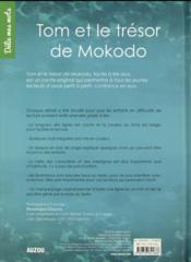 Tom et le trésor de Mokodo - 4ème de couverture - Format classique