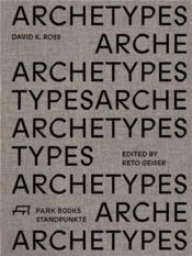 Archetypes /anglais - Couverture - Format classique