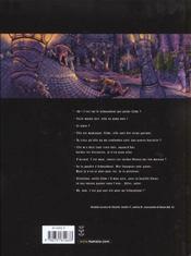 Thorinth T.1 ; Le Fou Sans Nom - 4ème de couverture - Format classique