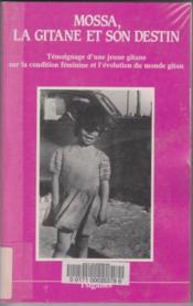 La Gitane Et Son Destin - Couverture - Format classique