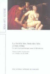 La Societe Des Amis Des Arts (1789-1798) - Intérieur - Format classique