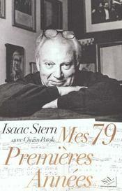 Mes 79 Premieres Annees - Intérieur - Format classique