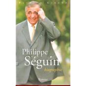 Philippe seguin - Couverture - Format classique