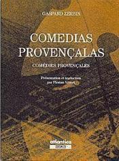 Comedias Provencalas Comedies Provencales - Couverture - Format classique