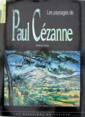 Les paysages de cezanne - Couverture - Format classique