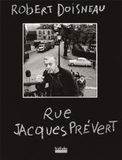 Rue jacques prévert - Couverture - Format classique