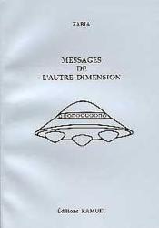 Messages de l'autre dimension - Couverture - Format classique
