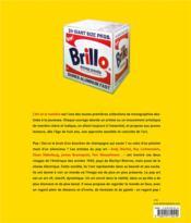 Pop art, le choc de l'image - 4ème de couverture - Format classique