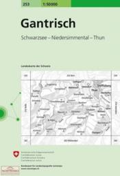 Gantrisch - Couverture - Format classique