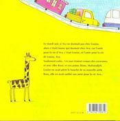 L'amie pour la vie d'ava - 4ème de couverture - Format classique