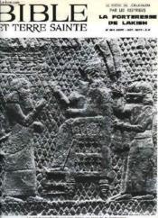 Bible Et Terre Sainte, N° 194, Sept.-Oct. 1977 - Couverture - Format classique