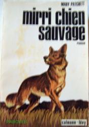 Mirri chien sauvage. - Couverture - Format classique
