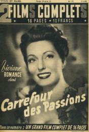 2 Films Complets N°18 - Carrefour Des Passions - Couverture - Format classique