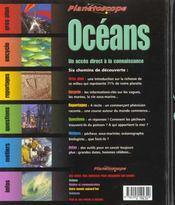 Oceans - 4ème de couverture - Format classique