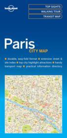 City map ; Paris (édition 2017) - Couverture - Format classique