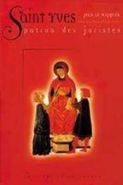 Saint Yves ; patron des juristes - Intérieur - Format classique