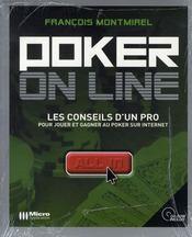 Poker on line - Intérieur - Format classique