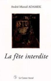 Fete Interdite (La) - Couverture - Format classique