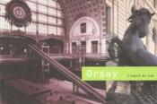 Orasay, la gare - Couverture - Format classique