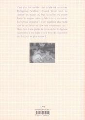 La poudre d'escampette - 4ème de couverture - Format classique