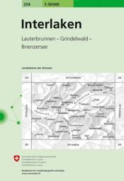 Interlaken - Couverture - Format classique